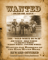 WANTED 01 7345