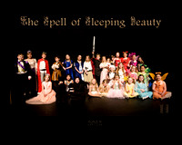 2012 Sleeping Beauty