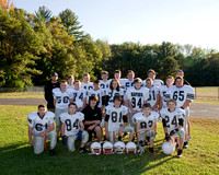 WRAMS Football Fall 2014 - Team White